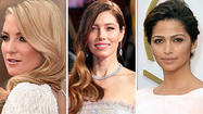 Oscars 2014 red carpet trends: Champagne shades of dresses
