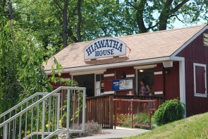 Hiawatha House for Tickets