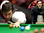 Snooker loopy! Master O'Sullivan wows Welsh Open crowd with stunning 147 to be crowned champion