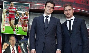 SuperSam: Sam Tomkins has been the star of Super League for the past five years