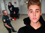 Judge orders police video showing Justin Bieber urinating in his Miami jail cell be released with blackout