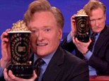 'I'm proud to fulfil my lifelong dream!' Conan O'Brien to host MTV Movie Awards in April