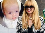 Rachel Zoe takes son to work with her