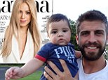 'I would love to have eight or nine kids!' Shakira opens up about wanting a huge family with boyfriend Gerard Pique