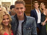 'I'm excited and proud!': Gigi Hadid congratulates boyfriend Cody Simpson on joining Dancing with the Stars cast