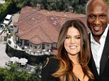 Robbed! Khloe Kardashian and Lamar Odom's former love nest burglarized with $250,000 worth of jewelry taken