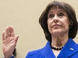Lerner refused to testify for the second time, opening her up to the possibility of a contempt charge from Congress
