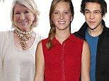 Martha Stewart, Austin Mahone and Heather Morris 'turned down offer to appear on latest season of Dancing With The Stars'
