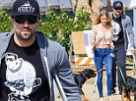 Brody Jenner walks dogs with rumoured love interest