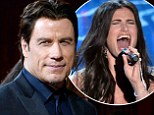 'I've been beating myself up all day!' John Travolta apologises for mangling Idina Menzel's at the Oscars