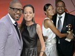 Forest Whitaker's wife Keisha sparks concern after displaying her painfully thin figure