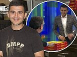 'This is the real American dream!' Oscars pizza delivery man Edgar Martirosyan appears on Piers Morgan Live