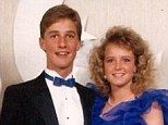Prom photo: Matthew McConaughey and his high school prom date are shown in a photo shared on Twitter after he won Best Actor at the Oscars