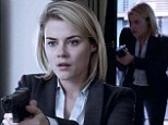 Rachael Taylor turns tough! Aussie actress plays FBI agent in sneak peek preview of her new NBC crime-busting hostage drama Crisis