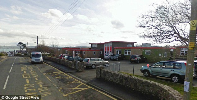 Village school: The panel was told Mrs Hughes had been the head of Ysgol Goronwy Owen for 17 years