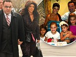Worried parents: Teresa Giudice and husband Joe will ask to serve their YEARS in prison one after the other for sake of four kids