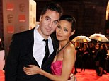 Happy news: Thandie Newton and husband Ol Parker, pictured together in 2011, welcomed their third child into the world on Monday, she has announced on Twitter