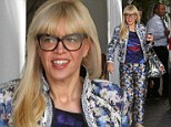 Catherine Martin steps out looking glamorous after Oscar win