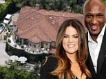 Robbed! Khloe Kardashian and Lamar Odom's former love nest burglarized with $250,000 worth of jewelry taken