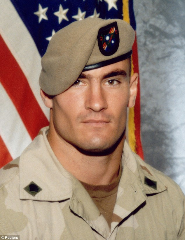 Hero: Pat's Run is in honor of Pat Tillman, an Army Ranger who gave up a career in the NFL to serve in Iraq and Afghanistan