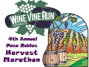 Harvest Marathon in Paso Robles, California
