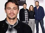 Center stage! James Franco and Leighton Meester get ready to make their Broadway debuts in Of Mice And Men