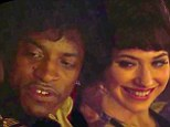 André Benjamin flirts with Imogen Poots in first clip from the Jimi Hendrix biopic, JIMI: All Is By My Side