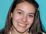 Hayley Howard, 19, was last seen dropping a friend off at the University of New Orleans campus early Saturday morning