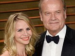 Kelsey Grammer's wife Kayte 'is pregnant with their second child'