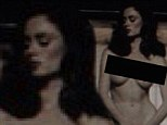 Nicole Trunfio's naked ambition laid bare in her most risque snap yet