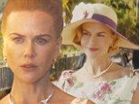 Nicole Kidman is torn between her royal duties and Hollywood in UK trailer for Grace Of Monaco... as US cut remains shelved 'indefinitely'