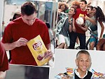Moving in on his turf! Lineker jokingly accuses Messi of moving in on his job as a leading crisp ambassador