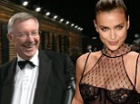 Film buff Fergie enjoys night at the Oscars as Ronaldo's girlfriend Irina Shayk steals the show at Hollywood after-party