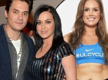 John Mayer 'hooked up with SoulCycle instructor he met at a bar which may have caused Katy Perry split'