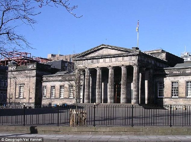 Craig, who boasted three months ago about how well his business was doing, claimed it would struggle to survive if he was hit with the six-month disqualification and his daughter would have to leave the Dundee High School, pictured