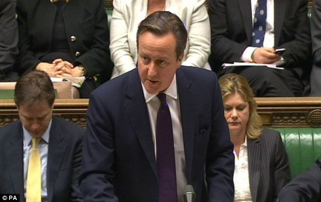 Prime Minister David Cameron has said he is 'profoundly shocked' by the arrest of his old friend