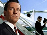 So what DOES happen to Don Draper? Cryptic new Mad Men trailer shows Jon Hamm's troubled executive leaving a plane in the sunshine