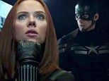 Chris Evans and Scarlett Johansson take on pirates in newly released clip from Captain America: The Winter Soldier