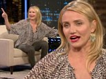 'One cigarette every once in a while's not going to kill you': Cameron Diaz is 'deluding herself' after voicing views on smoking and diet drinks