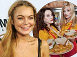 Lindsay Lohan lands guest spot on Two Broke Girls... as she battles to restore her tarnished reputation with reality TV show