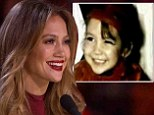 Memory lane: Jennifer Lopez shared her favourite childhood song on Thursday as the judges took a musical stroll down memory lane on American Idol
