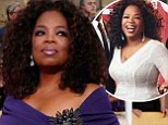 'I plan to wear it at my wedding!' Fan asks Oprah Winfrey ON TWITTER if she can have her dress... and gets the shock of her life when star says yes