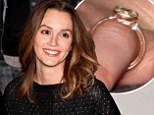 Meet Mrs Brody! Leighton Meester reveals her engagement ring and wedding band after secret nuptials