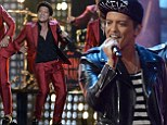 No show: Bruno Mars has cancelled one of his Australian concerts