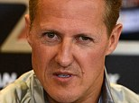 Michael Schumacher (pictured in 2012) has today been in an artificially induced coma for 69 days the ski accident on December 29