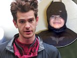 Revealed: Andrew Garfield went to Disneyland with cancer-stricken 'Batkid' after Oscars cut their segment from show
