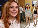 'It would be amazing!' Lindsay Lohan teases 10th anniversary Mean Girls reunion on The Tonight Show