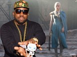 HBO release Game Of Thrones mixtape called Catch The Throne