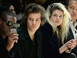 'They were having a great time... with a lot of PDA': Harry Styles 'pulls The Kills singer Alison Mosshart' who's 15 years his senior