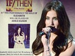 Quip: The producers of the Broadway musical If/Then, which the singer stars in, changed her name on the programme to 'Adele Dazeem'